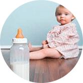 Искусственное вскармливание - все о молочных смесях
