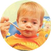 Как улучшить аппетит малышу