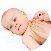 Детский массаж: профилактика и лечение