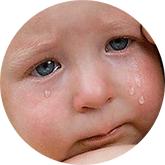 Что делать когда ребенок плачет?