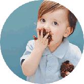Питание малыша и сахарные сладости