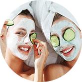 Уход за кожей лица и телом
