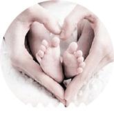 Здоровые ножки у малыша