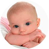 Потница у малышей