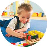 Помогите развитию ребенка играми