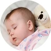 Лучшие позы для сна малыша