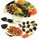 Сухофрукты - растительные конфеты