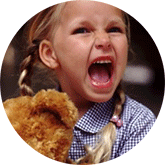 Вспышки эмоций у детей