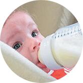 Чем заменить грудное молоко