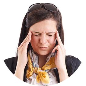 Сильная головная боль на макушке во время секса