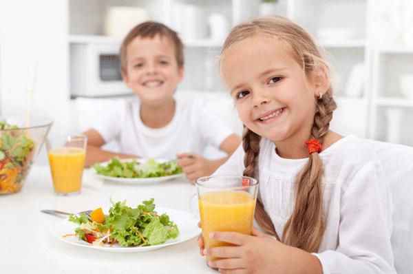 правильное питание у дошкольников