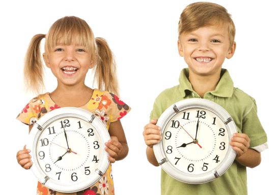 режим дня у ребенка