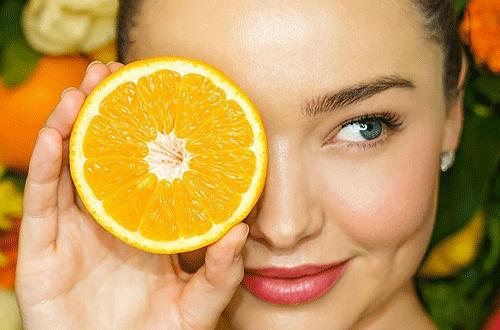 Витамин С для красоты кожи