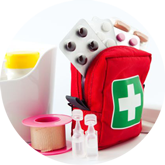 Что положить в аптечку перед путешествием с ребенком?