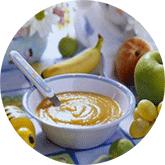 Овощной и фруктовый прикорм
