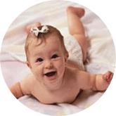 Развитие малыша в 4 месяца