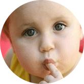 Вредные привычки малышей