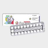 Противозачаточные таблетки Логест